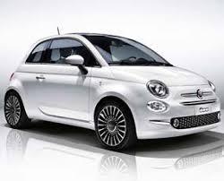 500 | Модели FIAT