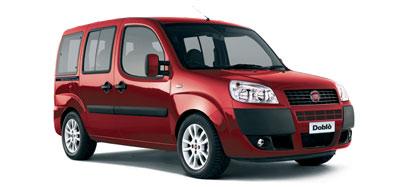 Fiat Doblò | Модели FIAT