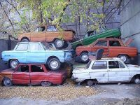 Утилизационный налог на все автомобили сегодня утвердили в первом чтении