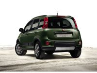 Fiat Panda 4x4: мировой анонс на Парижском Автосалоне