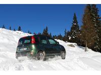 Новый автомобиль Fiat Panda 4x4 завоевал титул «SUV – 2012» на конкурсе престижного британского журнала Top Gear