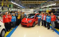 Количество выпущенных автомобилей Grande Punto достигло миллионной отметки