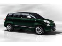Рекламный ролик, посвященный новому Fiat 500L Living, выходит в эфир