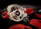 Fiat 500 выиграл награду за лучший дизайн автомобиля в 2009 году