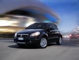 Новый Fiat Sedici