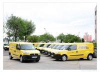 Автомобили Fiat и Fiat Professional на дорогах Европы
