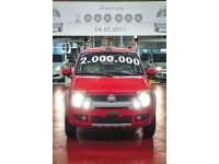 Fiat Panda:  2 000 000 автомобилей изготовлено польским заводом Fiat Auto
