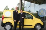 В Швеции почта будет развозиться на автомобилях Fiat Fiorino 1.3 MultiJet