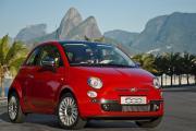 Fiat 500 в Бразилии