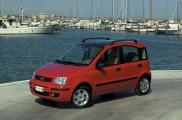 Fiat Panda отмечает 30 лет успеха и прогресса