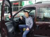 Продан первый автомобиль New Doblo