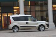 30 августа в сети Официальных Дилеров FGA в Украине стартовали продажи новой модели Doblo