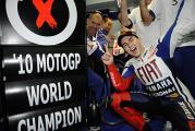 Компания Fiat Automobiles прощается с командой Fiat Yamaha   в дни новой победы Хорхе Лоренцо