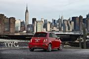 Fiat возвращается в Соединенные Штаты с новым «500»